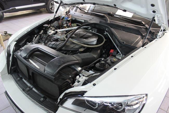 защита BMW x6 от угона